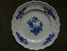 Assiette porcelaine tournai décor Ronda (B) (Belgian porcelain tournai plate)