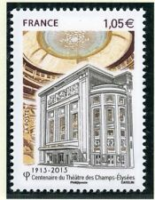 STAMP / TIMBRE FRANCE  N° 4737 ** THEATRE DES CHAMPS ELYSEES