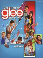GLEE SEASON 2 Britney Piano Guitar Music Book Volume 4