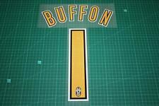 Juventus 04/05 #1 BUFFON Awaykit Nameset Printing