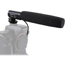 DC/DV Audio Microphone MIC+Hot Shoe Mount Adapter fr Sony Camera a77/a65/a58/a57