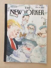 THE NEW YORKER NATURAL ABILITY  COVER MAY 25  2020 BRAND NEW
