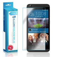 2x iLLumi AquaShield Crystal HD Clear Screen Protector for HTC Desire 626 / 626s