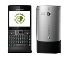 Sony Ericsson Aspen M1i Black Touch And Type QWERTY Schwarz Ohne Simlock B-Ware