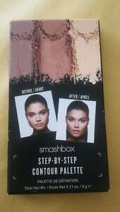 BRAND NEW SMASHBOX STEP BY STEP CONTOUR PALETTE - 6G