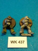 Warhammer 40K - Space Wolves - Blood Claw / Grey Hunter x2 - Metal WK437