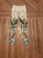 ETRO Milano Floral Jeans Women's Size 26
