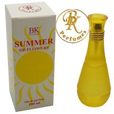 Damen Parfum 100 ml Spray Eau de Parfum Summer of Flowers Top Art 49005 Bowatex