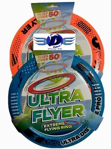 flying Ring flyer Rubber   Frisbee Outdoor Toy Camping Kids Beach Holiday