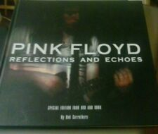 Pink Floyd Reflections and Echoes 4 DVD Box and book LTD 2010 Abstract sound