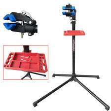 Folding Adjustable Bicycle Maintenance Repair Stand Rack Mechanic Workstand UKED