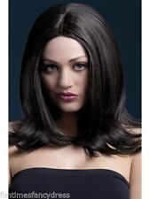 Classic Cap Long Straight Wigs & Hairpieces Layered