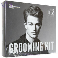 American Crew Grooming Kit, Fiber Cream, Shampoo, Perfect Father's Day Gift Set