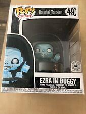 Funko Pop Disney Parks EZRA IN BUGGY Haunted Mansion Exclusive Figure #49 W/Case