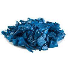 1 Full Pallet of Landscape Rubber Mulch Blue