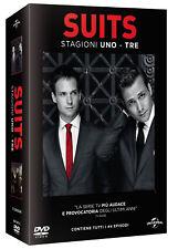 SUITS - LA COLLEZIONE STAGIONI 1, 2, 3 (11 DVD) SERIE TV