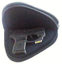 Gun Rug Soft Padded Pistol Case Various Colors size 8 x 5 perfect for small 380