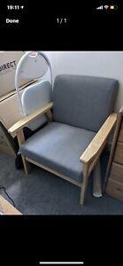 Scandinavian Style Reading Chair