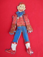 1988 Howdy Doody NBC, Leadworks, 40th Anniversary Posable Pen holder