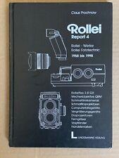 Rollei Report 4, Hardback Book, German Language, published 1997