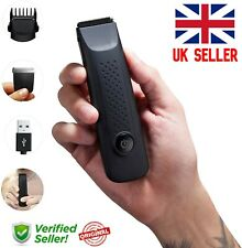 Manscaping Electric Ball body Pubic Hair Trimmer Men's Groomer Waterproof UK