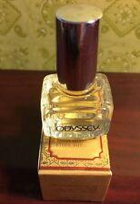 Vintage Avon Perfume Odyssey Classic Miniature Cologne .33 fl oz W/Box
