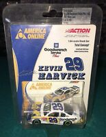 ACTION 1:64  2001 MONTE CARLO #29 KEVIN HARVICK GOODWRENCH SERVICE PLUS /AOL