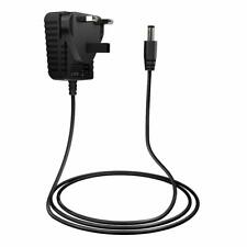 12V 1A DC Power Adapter,AC to DC 5.5mm x 2.1mm Power Supply with 5.5ft/1.5m Lead