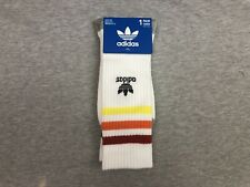 NEW Adidas Pride Socks 1 Park Rainbow Mens 6-12 Womans 9-12 NWT