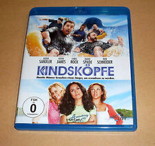 Blu Ray - Kindsköpfe - Komödie - Kevin James - Adam Sandler