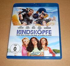 Blu Ray - Kindsköpfe - Komödie - Kevin James - Adam Sandler