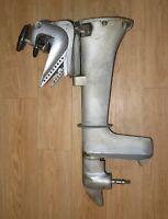 Mercury KE7 KF7 outboard Lower unit, driveshaft housing & transom clamp assembly