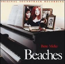 BEACHES - SOUNDTRACK CD ~ BETTE MIDLER ~ WIND BENEATH MY WINGS +++ *NEW*