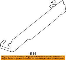 Dodge CHRYSLER OEM 13-14 Dart Seat Track-Track Cover Left 5LJ29LA8AA