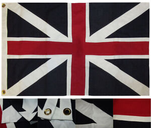 2x3 Embroidered Kings Colors 2'x3' Heavy Duty 100% Cotton Flag Grommets
