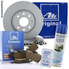 2 ATE Bremsscheiben 290mm+Ceramic Beläge hinten Peugeot 407 Citroen C5+Reiniger