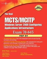 The Real MCTS/MCITP Exam 70-643 Prep Kit : Independent and Complete...
