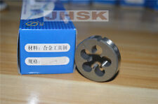 "(2PCS)  G 1/4"" - 19 TPI BSP Parallel British Standard Pipe Die G1/4"
