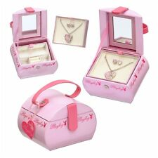 Giftbox New In Valentine Giftboxed Playboy Bunny Necklace & Earring Jewellery