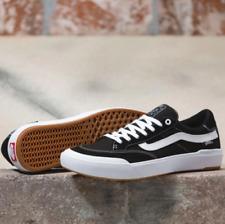 Vans Shoes Berle Pro Black True White USA SIZE Skateboard Sneakers
