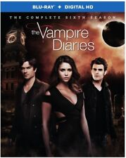 The Vampire Diaries: The Complete Sixth Season [New Blu-ray] UV/HD Digital Cop