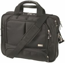 """NEW TRUST 15850 HIGH QUALITY 15.4"""" EXECUTIVE LAPTOP NOTEBOOK BUSINESS TRAVEL BAG"""