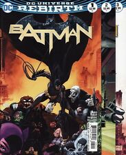 BATMAN #1,2,3,4,5,6 DC Comics Universe Rebirth Robin TIM SALE VARIANT COVERS SET