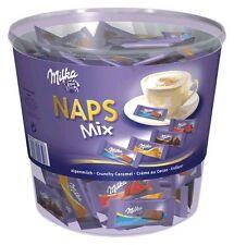 Milka Naps Mix 1kg / 2.2lbs (mini chocolate Bars) ++Fresh++Best Price++