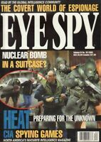 Eye Spy magazine Vol. 4 #30 2005 Tom Ridge Yasser Arafat John mcAleese 053019DBE
