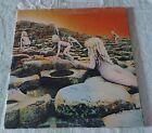 """Led Zeppelin """"Houses Of The Holy"""" 1973 Gatefold Vinyl LP"""