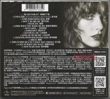 Taiwan Limited Poster + CD w/Slipcase + OBI SEALED! TAYLOR SWIFT 2017 Reputation