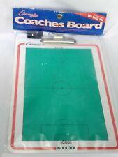 Champion Coaches Board Soccer Coaches Coaching Board 2 Sided Coach Board Marker