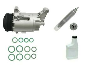 RYC Reman AC Compressor Kit IG275 Fits Mini Cooper 1.6L 2002 2003 2004 2005 2006