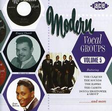 Various Artists - Modern Vocal Groups 5 / Various [New CD] UK - Import